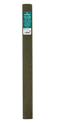 Rollo 50x250 cm, Canson Crespón Superior 48g, Verde