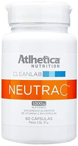 CleanLab Vitamina C 1000mg Buffered (60 caps), Atlhetica Nutrition