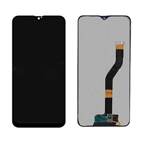 LHND LCD-scherm vervanging voor Samsung Galaxy J7 2018 J737 SM-J737 J737A/J7 Refine J737P/J7 Crown S767VL/J7 Aero/J7 V J737V/J7 Star J737T LCD Touch Screen Digitizer Glas Display Assembly Par, A10S Zwart