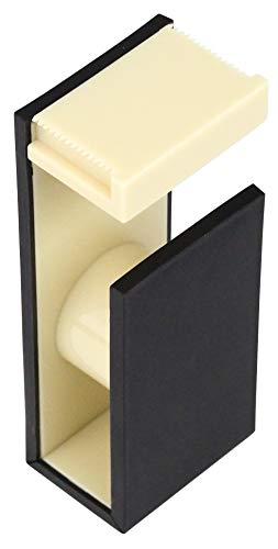 カモ井加工紙 mt マスキングテープ テープカッター 2tone ブラック×アイボリー MTTC0025
