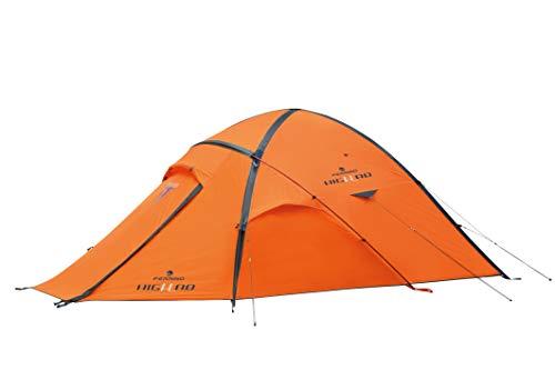Ferrino PILIER 3 FR Tent Tienda de campaña, Adultos Unisex, Orange (Naranja), Talla Única