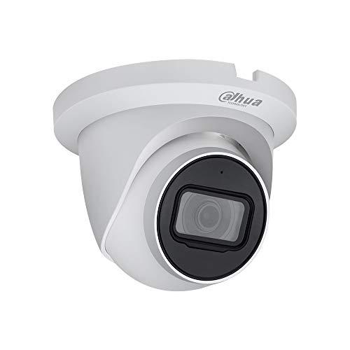Dahua 4MP HD Starlight IR Eyeball Network Camera IPC-HDW2431TM-AS-S2, 2.8mm Fixed Lens,Built-in MIC,30m IR,Supports max. 256 GB Micro SD Card,Original English Version