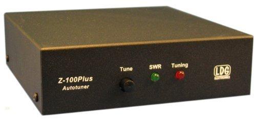 LDG Electronics Z-100PLUS Automatischer Antennen-Tuner 1,8-54 MHz, 0,1-125 Watt, von LDG Electronics
