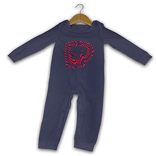 Pewdiepie Merch Verano Manga Larga Niñas Niños Bebé Mameluco De Algodón Bebé Recién Nacido Traje De Cuerpo Bebé Pijama Niño Mono