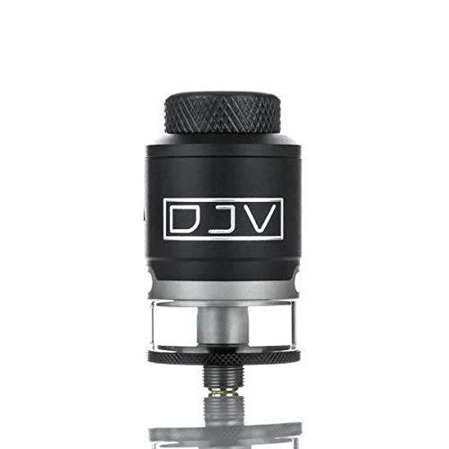 Djv Dejavu RDTA Black Negro, 24 mm
