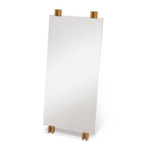 Skagerak - Cutter Spiegel vertikal, Teak