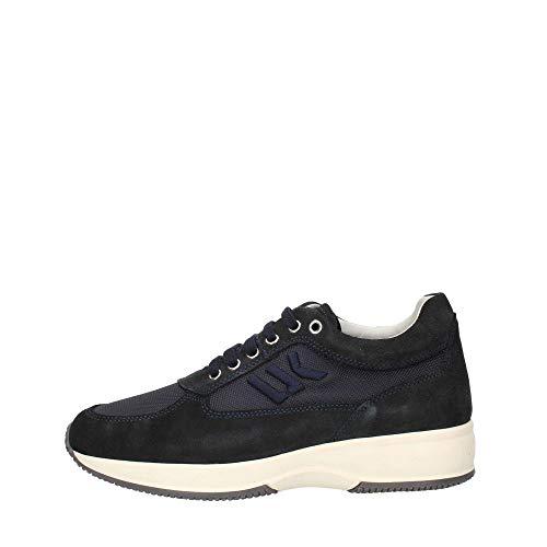 Lumberjack Raul, Sneaker Uomo, Blu (Navy Blue Cc001), 43 EU