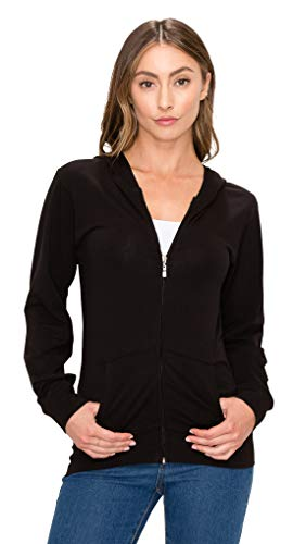 Womens Workout Full Zip Jacket,Lightweight Sports Running Track Fleece Lined Jacket Long Sleeve Sweatshirts