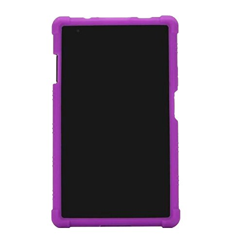 Meijunter Stand Silicone Gel Rubber Case Cover For 8' Lenovo Tab 4 8 Plus TB-8704F/N Tablet