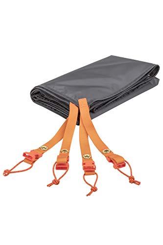 Marmot Unisex's Waterproof Footprint, groundsheet for 2 Persons Tent Limelight 2P, Slate Grey