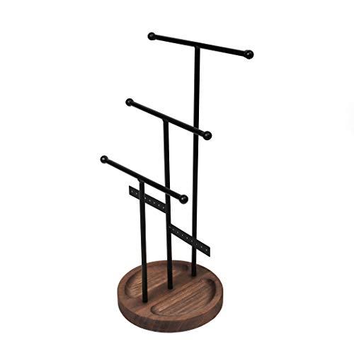 Becko Jewellery Organiser Stand Jewellery Tree Stand Jewellery Holder for...