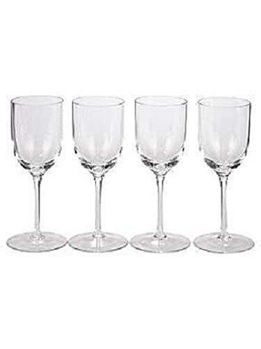 LSA BR06 Lot de 4 verres à porto Bar, 190 ml, transparents
