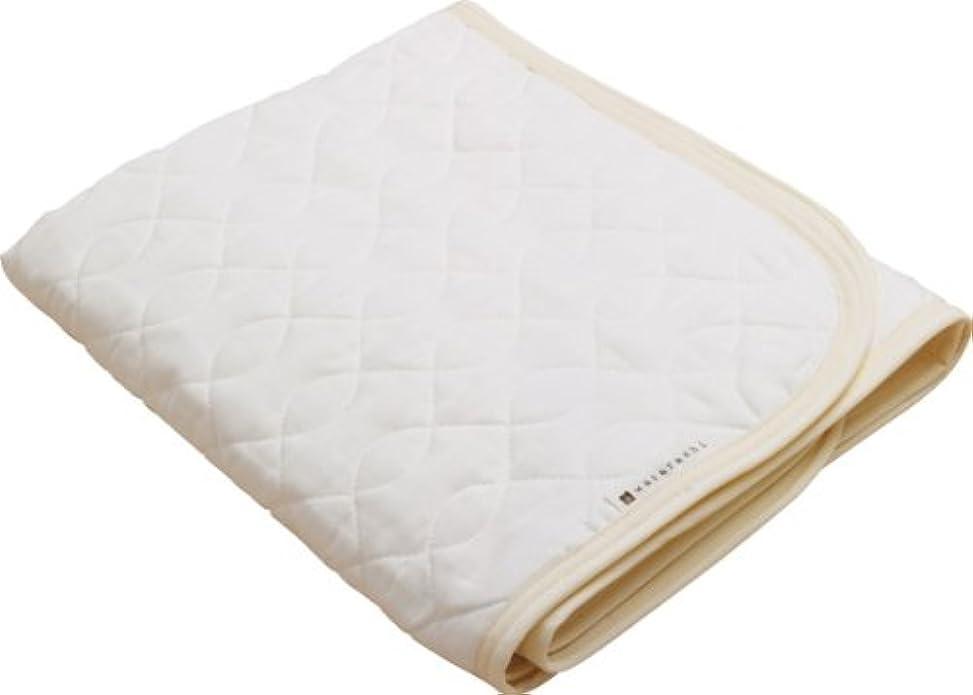 ヒギンズ注目すべき少ないエムール 和晒しガーゼ 脱脂綿入り ベビーキルトパッド ベビーサイズ(70×120cm) 日本製