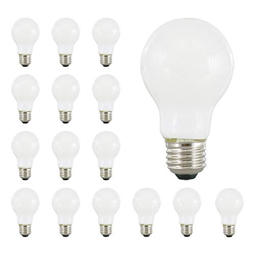 photography light bulbs home depots SYLVANIA LED TruWave Natural Series A19 Light Bulb, 60W Equivalent, Efficient 13W, Dimmable, 800 Lumens, Frosted 5000K, Daylight - 16 Pack (40814)