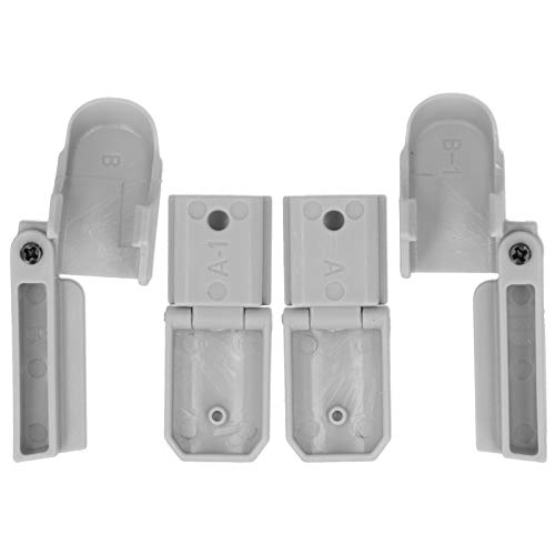 Filfeel Drone Landing Gears, 1 Set Extensions Landing Gear RC Extended Leg, Grey for Outdoor RC Drone Mini 2 Repairman