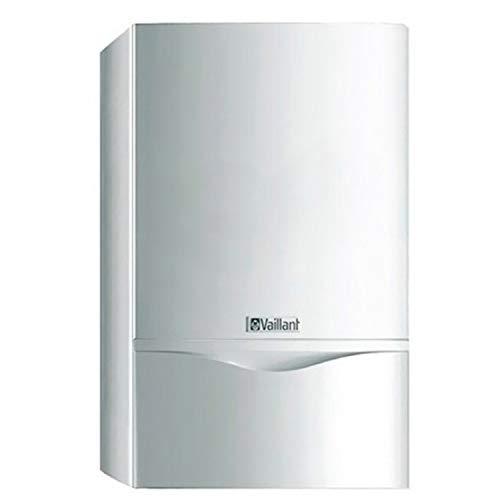 Vaillant Caldera de gas de condensación, solo calefacción, de la gama Ecotec Plus, modelo VM 656/5-5A de gas natural, 47,3 x 44 x 72 centímetros (referencia: 0010021523) Blanco, Estándar