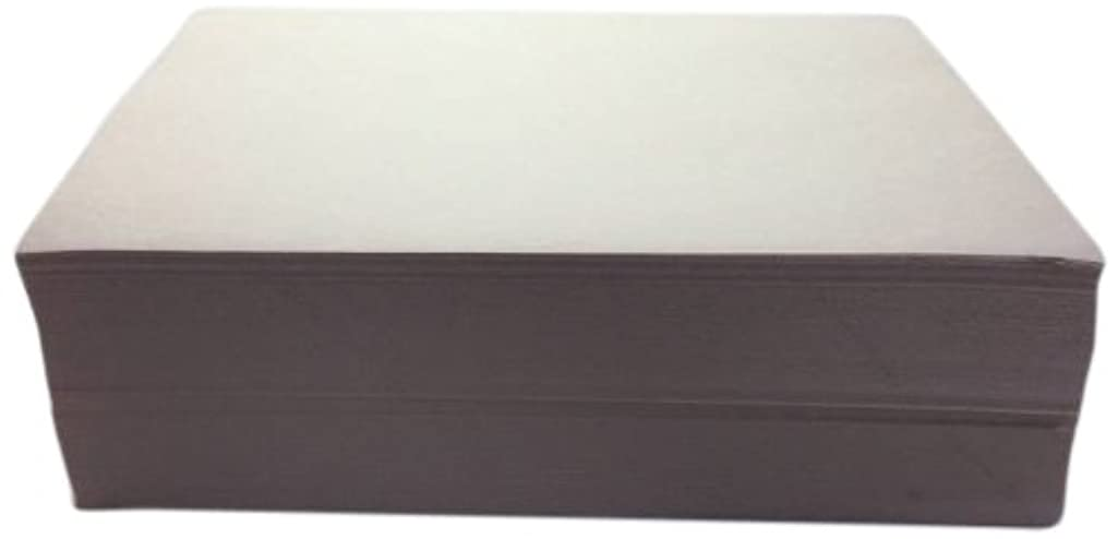 Childcraft Construction Paper, 9 x 12 Inches, White, 500 Sheets