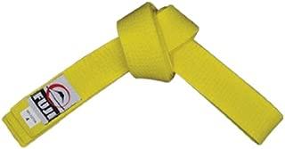 Sports Belt, Yellow, 4