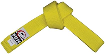 Fuji Sports Belt, Yellow, 4