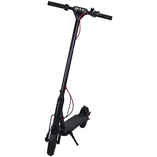 Swoop Monopattino Elettrico (ES400X) 250W 36V – Scooter Elettrico Pieghevole con Freno, E Scooter 8.5' Pneumatici, per Adulti Max 100kg