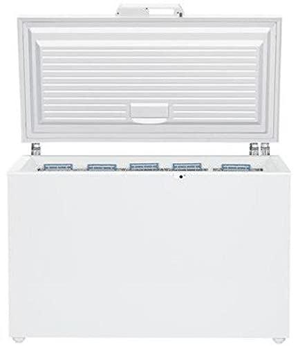 Liebherr GTP 3656 Premium A+++ Gefriertruhe, weiß, 137,3 cm breit, StopFrost