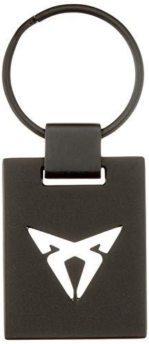 Seat 6H1087011IAA Cupra Schlüsselanhänger Original Logo Anhänger, schwarz