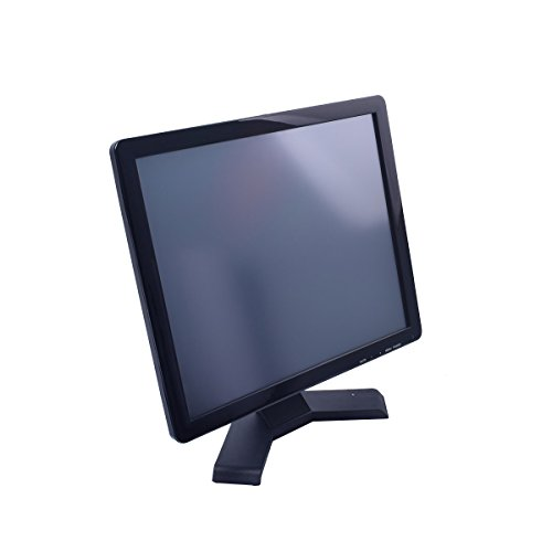 "15"" Touch Screen LCD Monitor Display 1024x768 Resolution VGA for PC POS Point of Sale Designer"