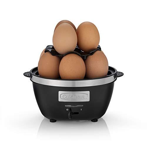 Cuisinart CEC10E Cuiseur à oeufs électrique compact, pour om