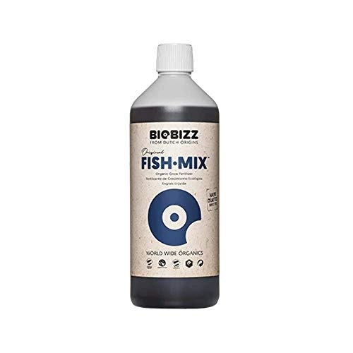BioBizz 06-300-030 Naturdünger Fish-Mix 1 L