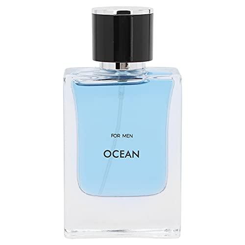 50ml Perfume Men, Fragancia de Larga Duración Gentleman Men Fragrance Liquid Men, Cologne Perfume Gift, Portable Eau De Parfum Vaporisateur Eau De Toilette Gift