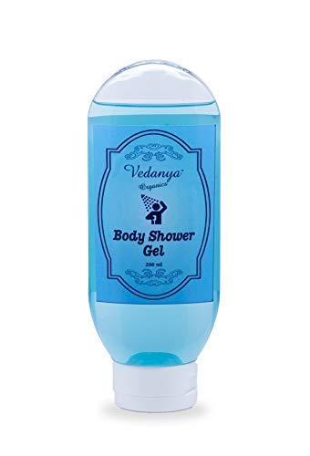 Vedanya Organics Body Wash Shower Gel for Women,Men And Kids 200ml (pack of 1)