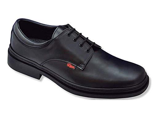 Dian Gourmet Herren-Schuhe, Schwarz, Schwarz - Schwarz - Größe: 39 EU
