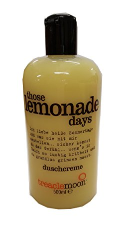 Treaclemoon those lemonade days Duschcreme 500 ml
