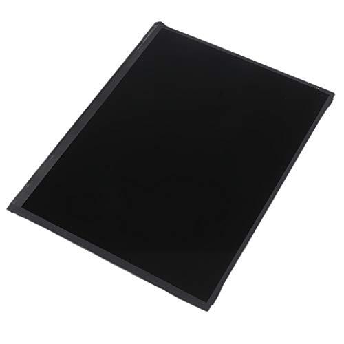 Almencla Nuevo para iPad 2ª Generación Compatible con Reemplazo De Pantalla De Pantalla LCD A1395 A1396 A1397 Panel Led Negro