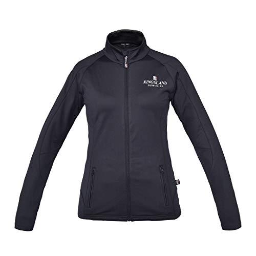 Fleece Jacke Damen Classic Größe: L Farbe: navy