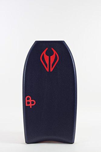 Ben Player Smalls PE Bodyboard, 36-Inch, Midnight Blue