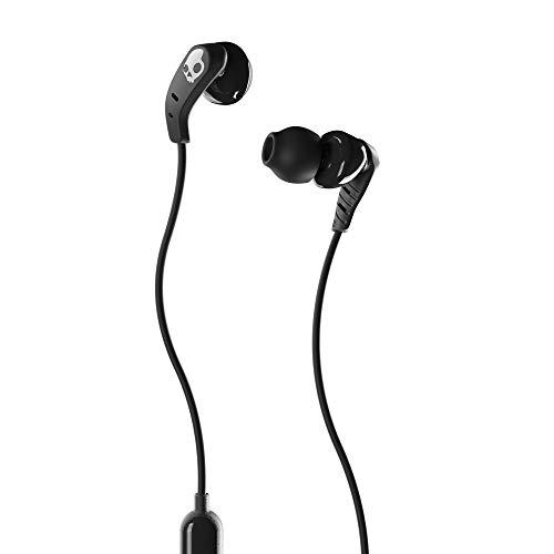 Skullcandy Set in-Ear Earbud with Lightning Connector - True Black Black/White