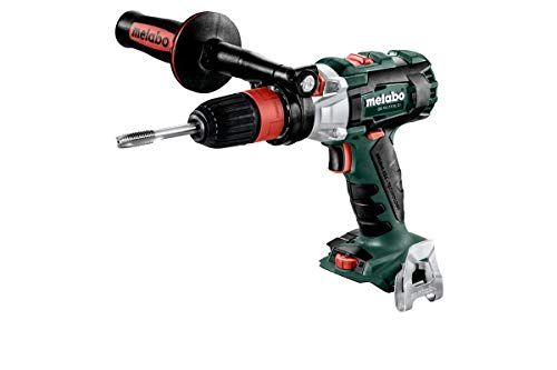 Great Deal! Metabo – 18V Tapping Tool & Drill/Driver Cordless Tapper W/ 2 Chucks (603828890 18 LTX BL Q I bare), Tapping Tool