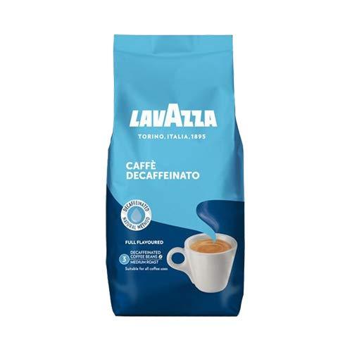 Lavazza Caffè Decaffeinato 500g, ganze Bohne 6er Pack
