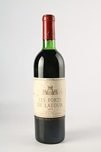 LES FORTS DE LATOUR 1974 - Second vin