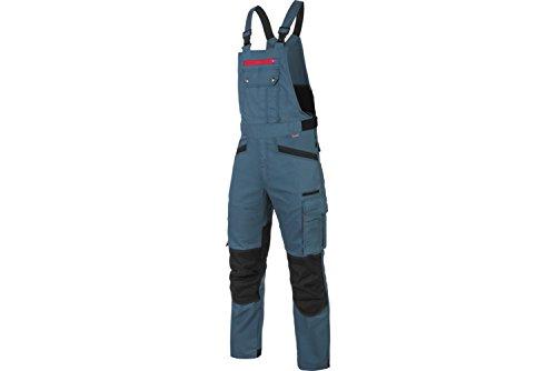 WÜRTH MODYF Nature Arbeitslatzhose: Die praktische Latzhose ist in der Größe 52 erhältlich. Die ergonomische Hose ist in schieferblau verfügbar und für sämtliche Berufe und Jahreszeiten geeignet.