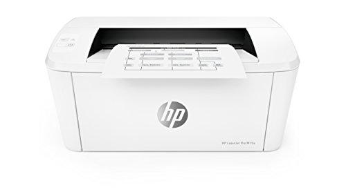 HP LaserJet Pro M15a Laserdrucker (Schwarzweiß Drucker, USB) weiß