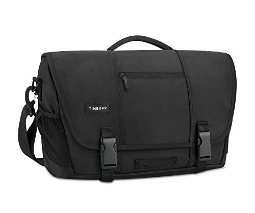 TIMBUK2 Commute Messenger Bag, Black, Medium