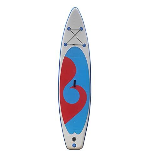 XZZ Tablas De Paddle Surf Inflables Stand Up Paddle Board Control De Surf Remar Kayak De Deportes Acuáticos Tablas De Surf para Todos Los Niveles, Desde Principiantes hasta Profesionales