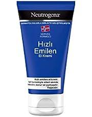 Neutrogena Norveç Formülü Hızlı Emilen El Kremi, 75 ml