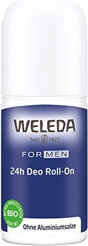 Weleda Italia Desodorante Roll-On Frescor para hombre, 50 ml.