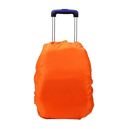 Check Out This Vendun Rainproof Cover Pull Rod Schoolbag Rainproof Cover Dustproof Cover Protective ...
