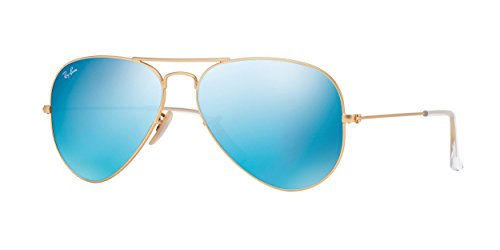 Ray Ban Gafas de sol RB3025 Large Metal - 112/17: Oro mate - 58mm