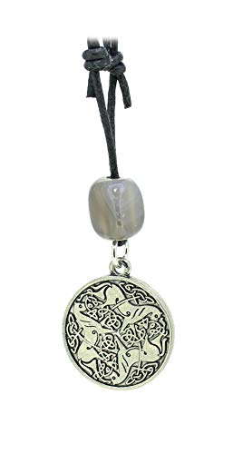 budawi® - Amulett - Anhänger aus Zinn