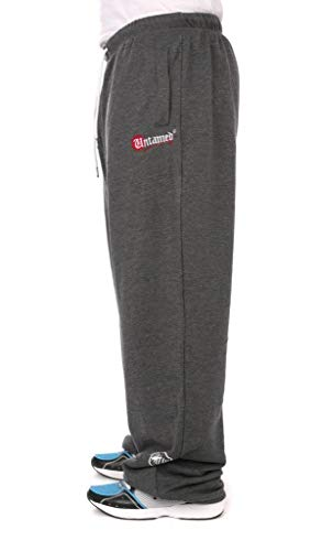 UNTAMED® - Pantalón deportivo - para hombre charcoal 54/56